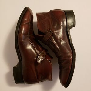 Florsheim Imperial vintage leather ankle boots